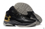 Ua Curry III Black Golden