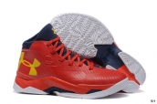 Ua Curry III Red Blue Yellow