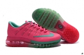 Air Max 2016 Women KPU Pink Green