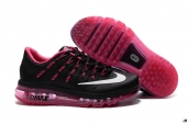 Air Max 2016 Women KPU Black Pink White
