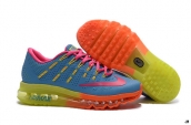 Air Max 2016 Women KPU Blue Pink Yellow