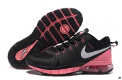 Air Max TR180 AMP Women Black Pink White