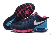 Air Max TR180 AMP Women Navy Blue Pink Moonlight White