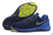 Nike LunarEclipse 4 Suede Navy Blue Silvery