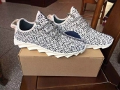 Adidas Yeezy 350 Boost Women Grey White