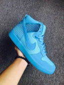 Nike Dunk High Cmft Prm Blue