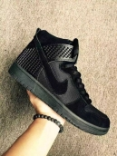 Nike Dunk High Cmft Prm Black