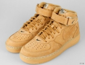 Nike Air Force 1 High Women Wheat