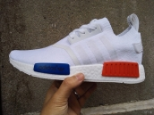 Adidas Originals NMD White Blue Red