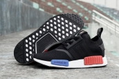 Adidas Originals NMD Black White Blue Red