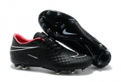Nike Soccer Black Pick White