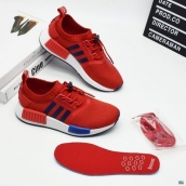 Adidas Originals NMD Kids Red Blue White
