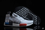 Adidas Originals NMD Grey White Red