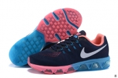 Air Max Tailwind 8 Women Navy Blue Pink White Blue
