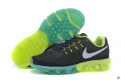 Air Max Tailwind 8 Black Green Fluorescent Green White