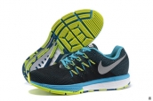 Nike Air Zoom Vomero 10 Women Blue Green Silvery