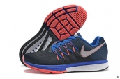Nike Air Zoom Vomero 10 Navy Blue Red White