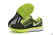 Nike Air Zoom Vomero 10 Black Fluorescent Green White