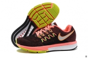 Nike Air Zoom Vomero 10 Black Green White Orange