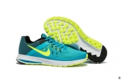 Nike Zoom Winflo 2 Turq Yellow White