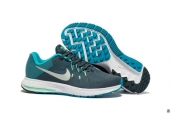 Nike Zoom Winflo 2 Dark Grey Turq White