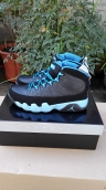 Air Jordan 9 AAA Black Blue
