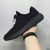 Adidas Kanye West Yeezy 550 Boost Women Black
