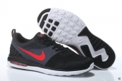 Air Max 87 III Women Flyknit Black Red White