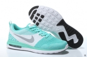 Air Max 87 III Women Flyknit Mint Green White