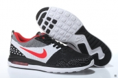Air Max 87 III Flyknit Black Red White Grey