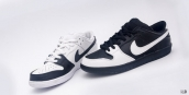 Nike Dunk Low Women SB What The Black White