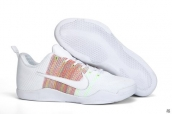 Nike Kobe 11 Low Weave Limited Edition White