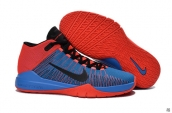 Nike Zoom Ascention 2016 Red Blue Black