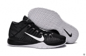 Nike Zoom Ascention 2016 Black White