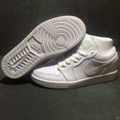 Air Jordan 1 AAA Low White