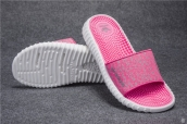 Adidas Slippers Men Yeezy 350 Boost Pink White
