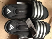 Adidas Slippers Men Superstar 3G Black White
