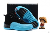 Air Jordan 12 Kid Gamma Blue