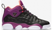 AAA Air Jordan 13 Women Black Purple White