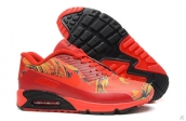Air Max 90 Hyp Prm 2015 Red Black