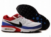 Air Max BW White Red Blue Black
