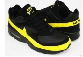 Air Max BW Black Yellow