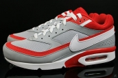Air Max BW Grey Red White