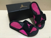 Jordan Hydro IV Retro Women Black Pink