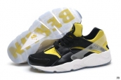 Nike Air Huarache 1 Berlin Black Yellow White