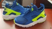 Presell Nike Air Huarache 4 Blue White Green