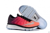 Air Max 2016 Orange Black Silvery