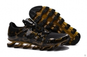 Adidas Springblade 6 Black Golden