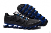 Adidas Springblade 6 Dark Grey Blue
