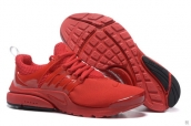 Nike Air Presto Women Red